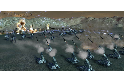 Download Game PC Supreme Commander Forged Alliance Single ...