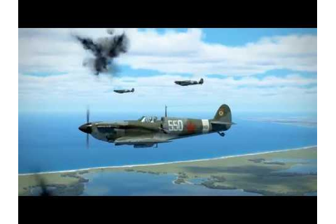 Achtung Spitfire! Scripted Campaign Trailer - YouTube