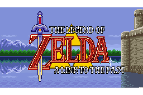 The Legend of Zelda: A Link to the Past - Just Push Start