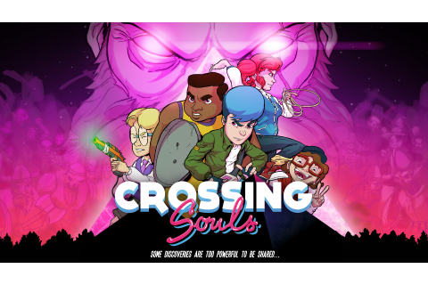 Crossing Souls, the '80s retro game, now available on PC ...