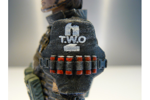[COLLECTION] Figurine Salem de Army of Two : le 40ième ...