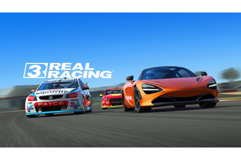 Real Racing 3 McLaren 720S Gameplay Trailer - YouTube