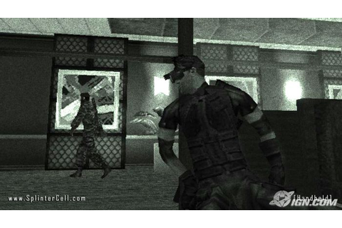 Tom Clancy's Splinter Cell Essentials - IGN.com