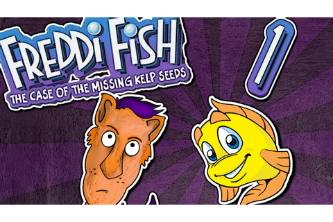 Freddi Fish: The Case of the Missing Kelp Seeds - YouTube