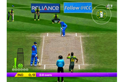 Games Free: ICC Cricket World Cup 2015 Game For PC