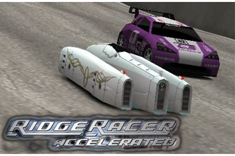 RIDGE RACER ACCELERATED iPhone game - free. Download ipa ...