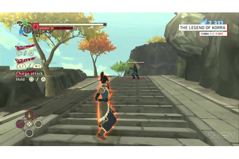 The Legend of Korra PC Save Game 100% Complete - Sachiko-Akane