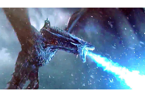 Top 10 Dragon Scenes from Game of Thrones - YouTube