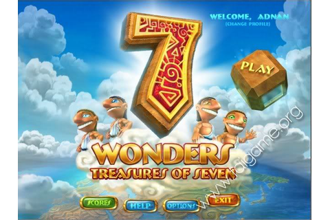 7 Wonders: Treasures of Seven - Download Free Full Games ...