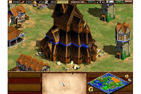 Age Of Empires II - The Age Of Kings PC Game Download Free ...