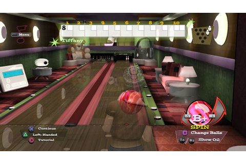 High Velocity Bowling - PS3 - Review