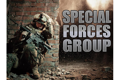 Special forces group for Android - Download APK free