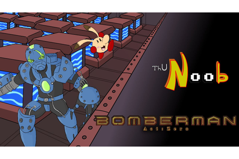 Bomberman Act Zero, ThuN00b Review - YouTube