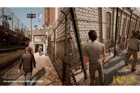 A Way Out - Hands-On Impressions Preview - Gamereactor