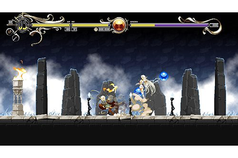 Record of Lodoss War 2D Scrolling Game Launches Spring ...