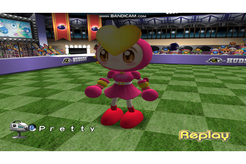 Bomberman hardball-(Pretty bomber)Cute Pink ryona 3 - YouTube