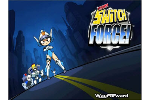 Mighty Switch Force! (Video Game) - TV Tropes