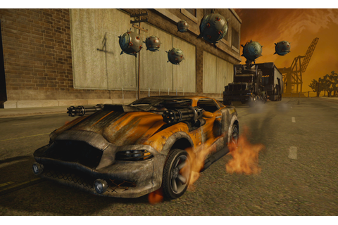 Futuro Finale 2088AD: Twisted Metal... the movie!