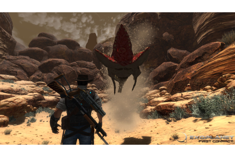 Space Western action RPG Exoplanet: First Contact combines ...