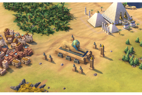 Egypt Joins the Fray in Civilization VI | Civilization VI