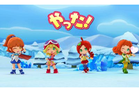 Puyo Puyo Chronicle: more details and screens (Battles ...