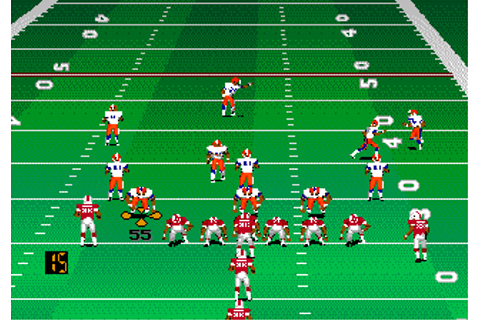 Download College Football USA 97 (Genesis) - My Abandonware