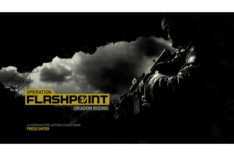 GaMe'IN MerceNARIEs: OPERATION FLASHPOINT-DRAGON RAISING
