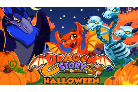 Dragon Story: Halloween Trailer [HD] [Gameplay] - YouTube