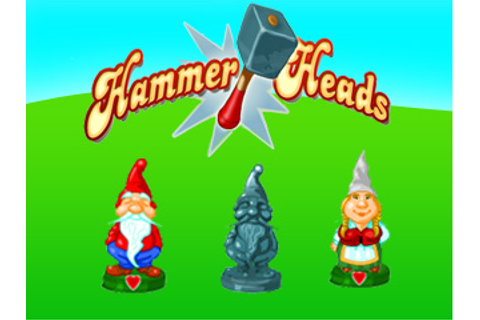 Hammer Heads Deluxe game: Download and Play