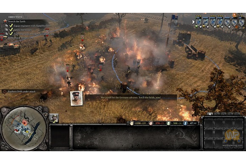 Download Company of Heroes 2 PC Game Free Full Version ...