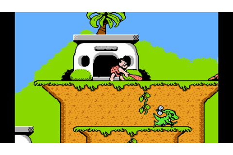 NES Longplay #54: The Flintstones: The Rescue of Dino and ...