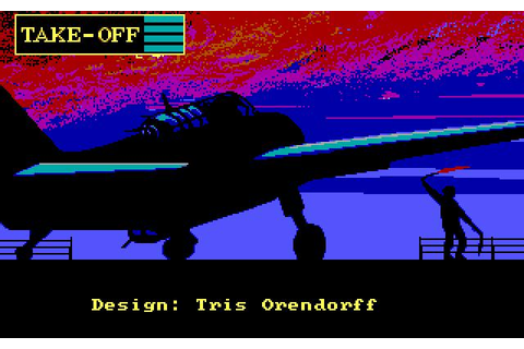 Dive Bomber Download (1988 Simulation Game)