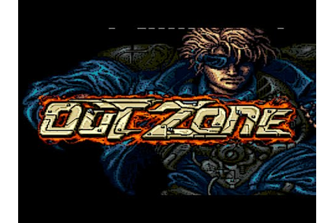 Outzone (Arcade/Toaplan/1990) [720p] - YouTube