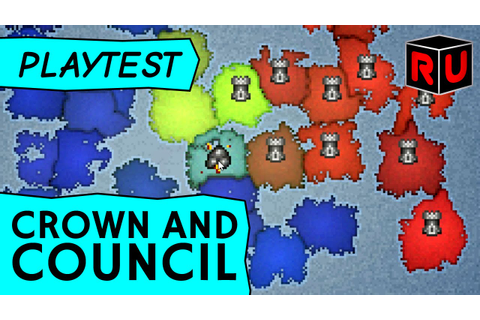 Crown and Council: Free game from the makers of Minecraft ...