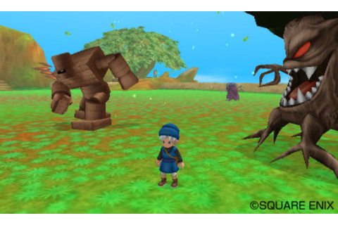 Dragon Quest Monsters: Terry's Wonderland 3D includes post ...