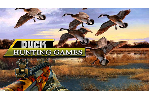 Duck Hunting Games - Best Sniper Hunter 3D - Android Apps ...