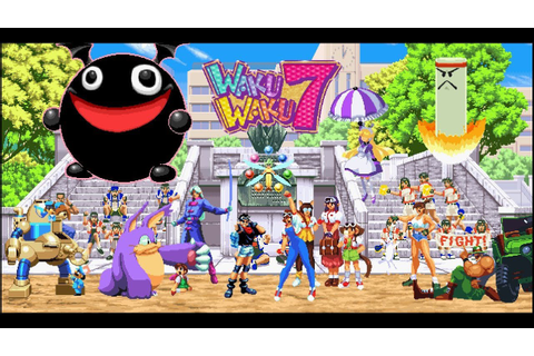 Waku Waku 7 Game Review NEVER FORGET!! - YouTube