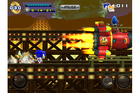 App Shopper: Sonic The Hedgehog 4™ Episode II (Games)