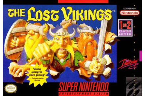 The Lost Vikings - Wikipedia