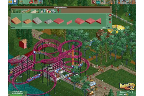 RollerCoaster Tycoon 2 Free Download Full PC Game