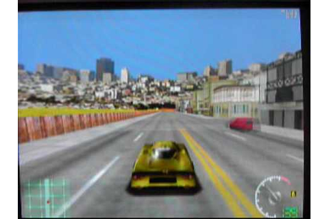 Test Drive 5 game----3dfx voodoo 5 5500 - YouTube