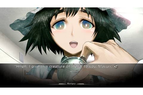 Steins;Gate Game To Be Released onto PS3 and PS Vita This ...
