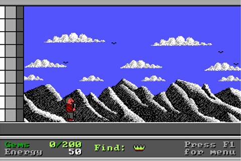 Play Clyde's Adventure Online - My Abandonware