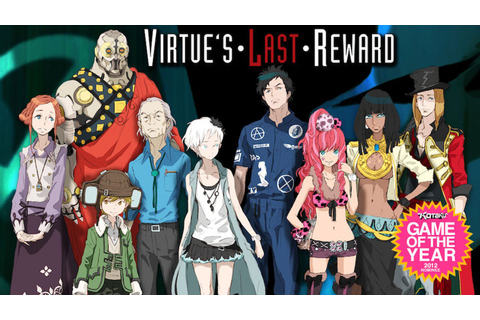 Why Zero Escape: Virtue's Last Reward Should Be Game Of ...