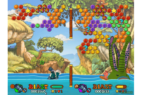 Worms Blast (Mac) - My Abandonware