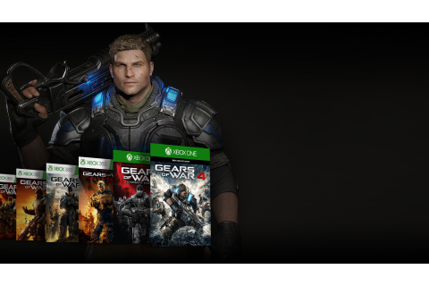 Gears 5: Exclusively on Xbox One & Windows 10 | Xbox