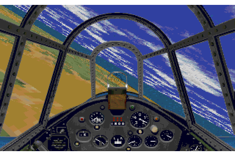 Pacific Strike (1994) von Origin Systems MS-DOS game