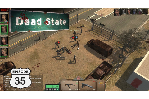 Dead State (Let's Play | Gameplay) Episode 35: Coyote HQ ...
