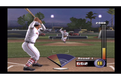 #TBT In Gaming - MVP Baseball 2005 - Batting Mini Game ...