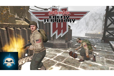 Wolfenstein: Enemy Territory - Rail Gun - IT'S BACK ...